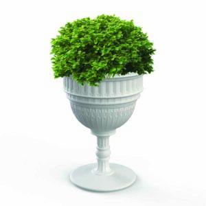 Qeebo capitol planter champagne cooler