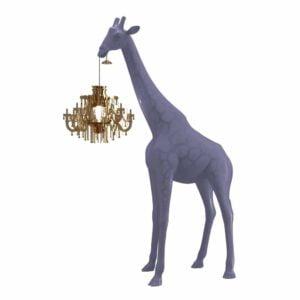 Magentashop-qeeboo-giraffe-in-love-xs-lamp-stormy-grey