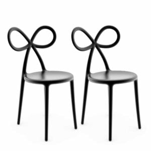 Magentashop-qeeboo-ribbon-chair-black-set-8052049050630-1