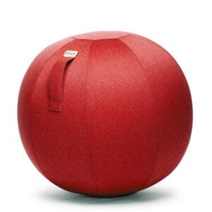 vluv-zitbal-leiv-75cm-ruby-red