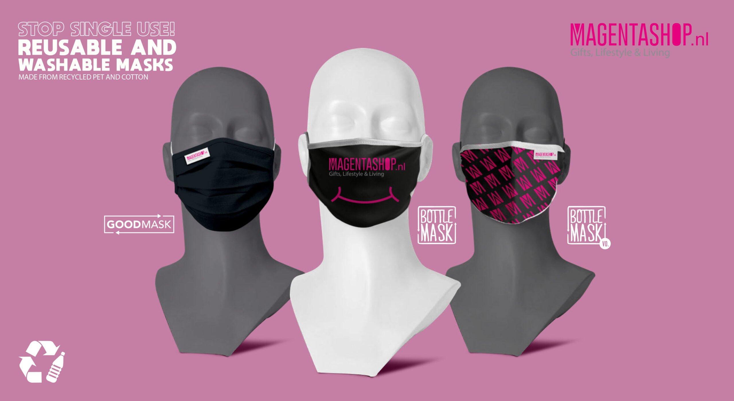 Mondmaskers Magentashop