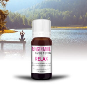Magentaoil essential Magentashop Private Label - Relax Calming - Fles