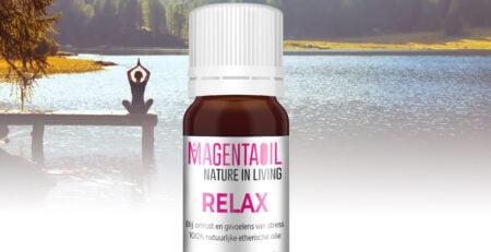 Magentaoil essential Magentashop Private Label - Relax Calming - Fles